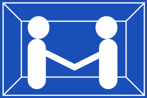 握手(採用)のイメージ